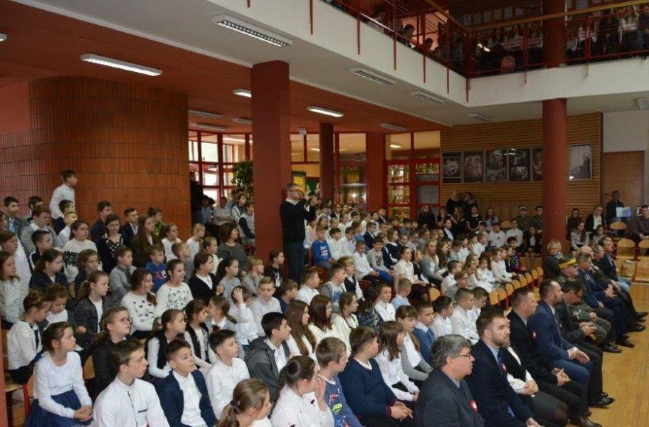 Zaczęło się w Jarocinie - akademia szkolna