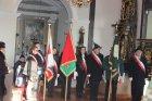 Uroczystości ku czci majora Gorzeńskiego