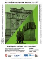 Teatralny Poznań pod zaborami