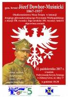 Msza św. za gen. J. Dowbor-Muśnickiego