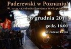 Przyjazd Mistrza Ignacego J. Paderewskiego