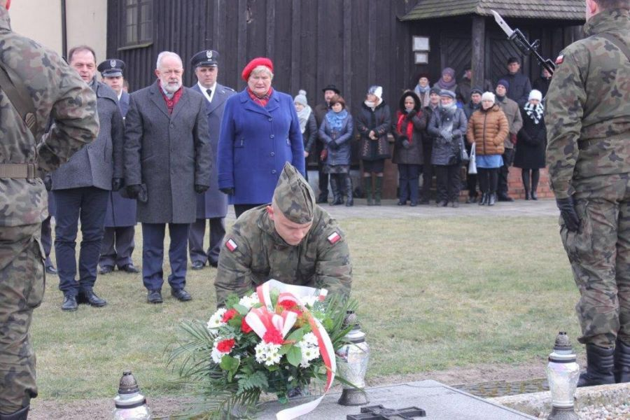 Uroczystości rocznicowe w Lgowie