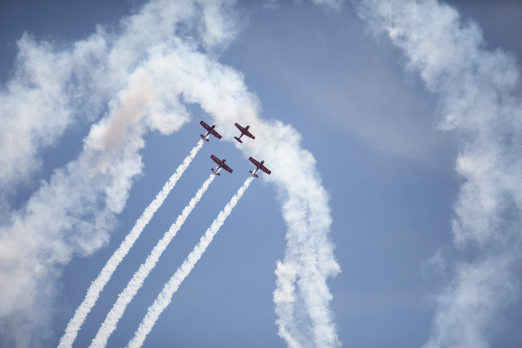 Poznań Air Show na 100. rocznicę Powstania Wielkopolskiego