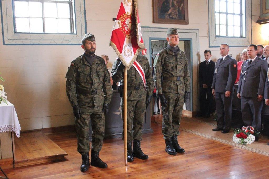 major Zbigniew Ostroróg-Gorzeński - 92. rocznica śmierci - UROCZYSTOŚCI w Lgowie