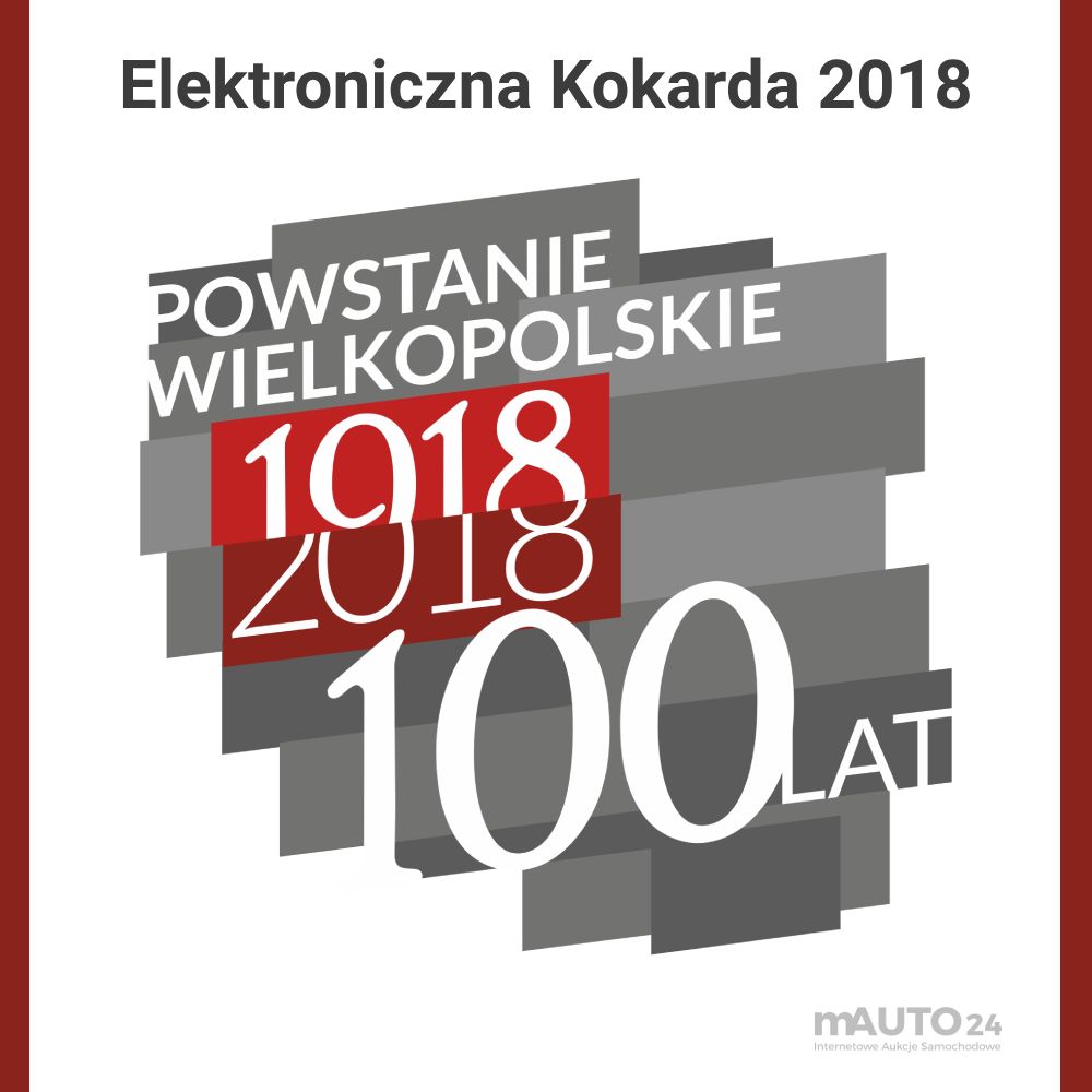 Elektroniczna Kokarda – dołącz firm, które upamiętnią Powstanie Wielkopolskie!