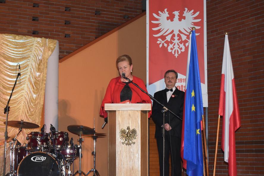 Kobyla Góra świętowała patriotyczne rocznice