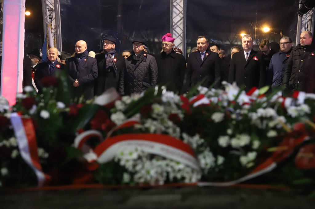 Uroczystości z okazji 100. rocznicy wybuchu Powstania Wielkopolskiego - relacja z obchodów w Poznaniu
