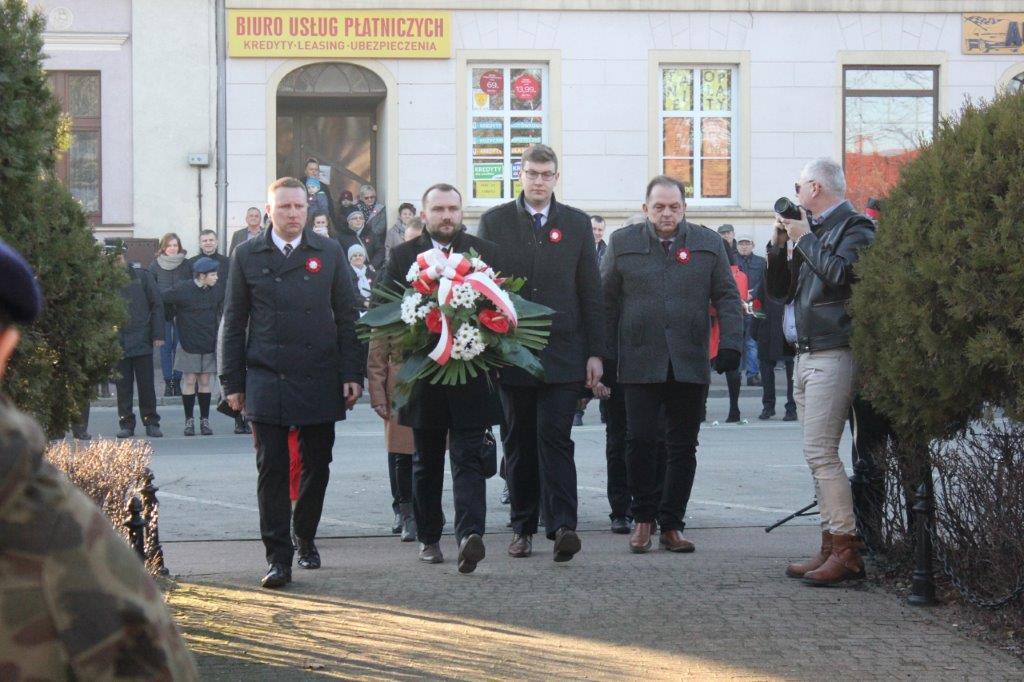 Relacja z obchodów w Żerkowie 16 lutego 2019 r.,