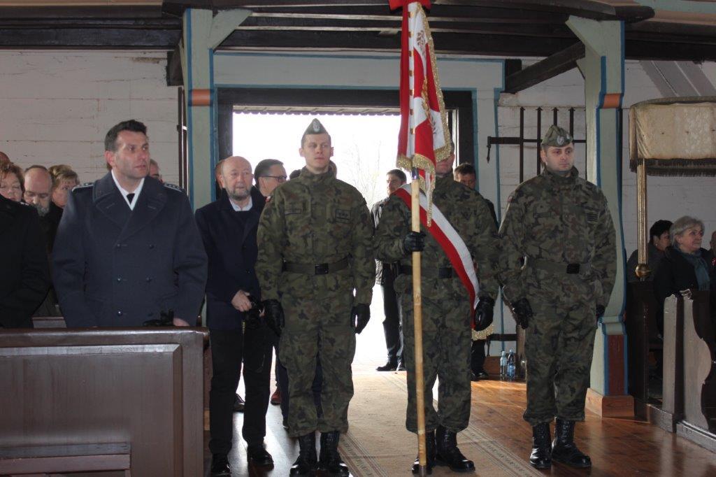 Relacja z uroczyści w Lgowie 15 lutego 2019 r.
