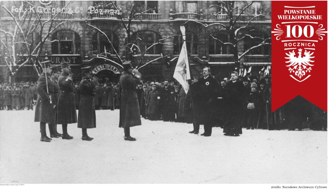 Zjazd klubów młodzieżowych Towarzystwa Pamięci Powstania Wielkopolskiego 1918/1919