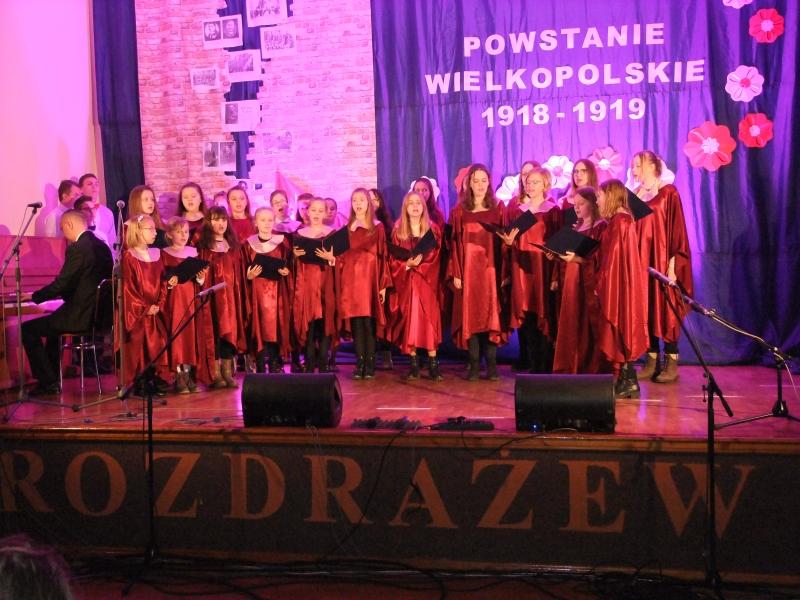 Obchody 100. rocznicy Powstania Wielkopolskiego w Rozdrażewie