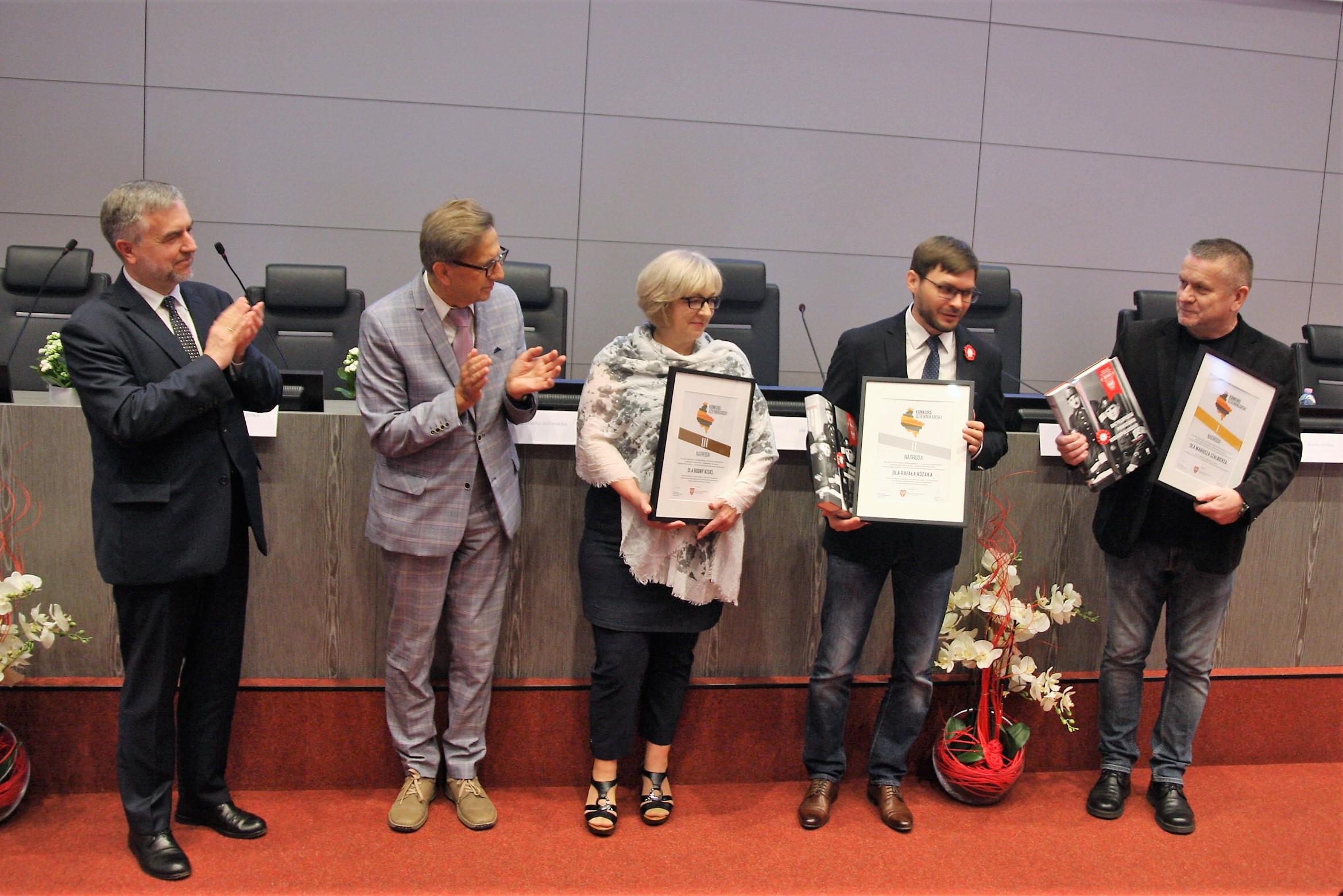 Powstańcze historie nagrodzone w XIX Konkursie Dziennikarskim 2019