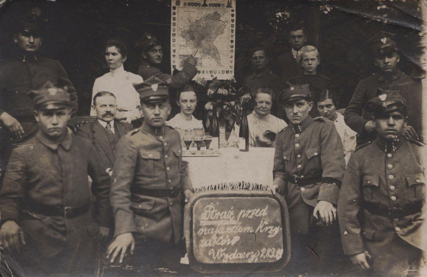Kobieca strona Powstania Wielkopolskiego