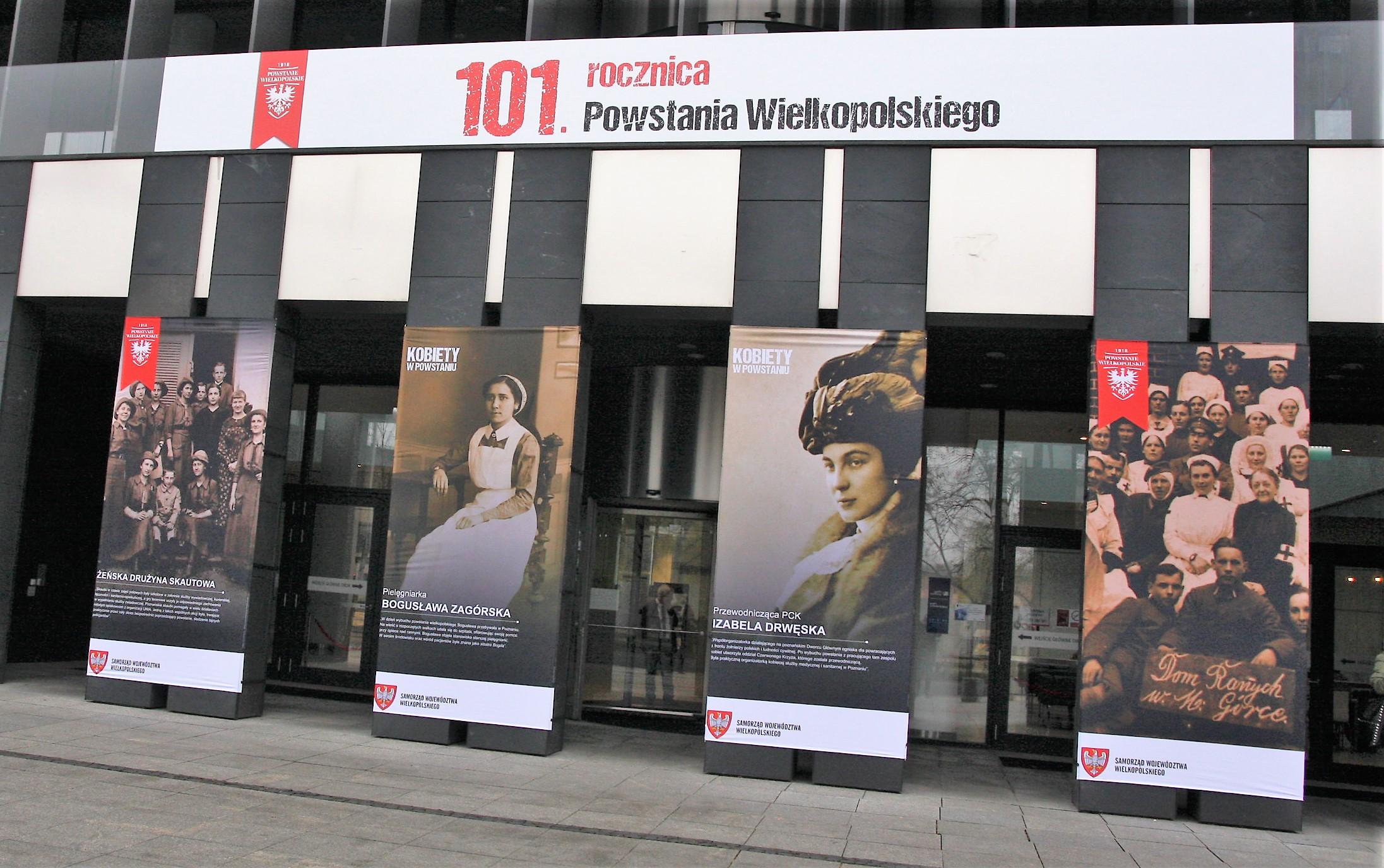 Kobiety w Powstaniu Wielkopolskim