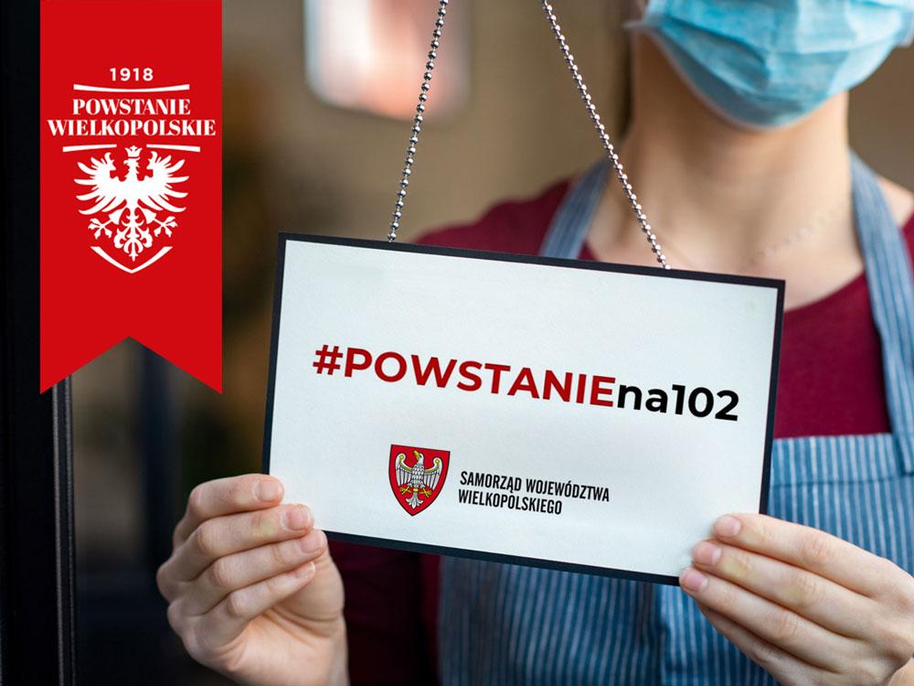 #POWSTANIEna102, czyli życzenia w czasach pandemii
