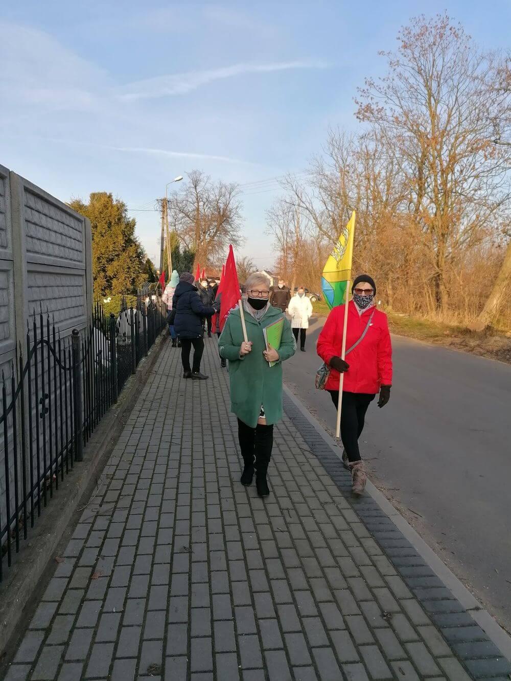 Marsz w hołdzie Powstańcom Wielkopolskim