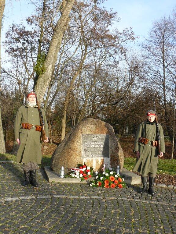 Pamiętamy o 102. rocznicy wybuchu Powstania Wielkopolskiego